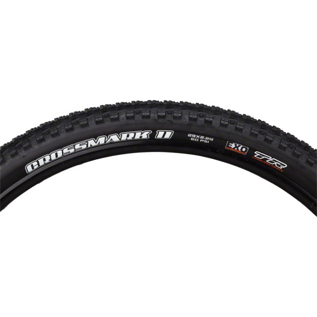 "Maxxis CrossMark II EXO TR 29"" Tire - 29 x 2.25"" (Folding Bead)"