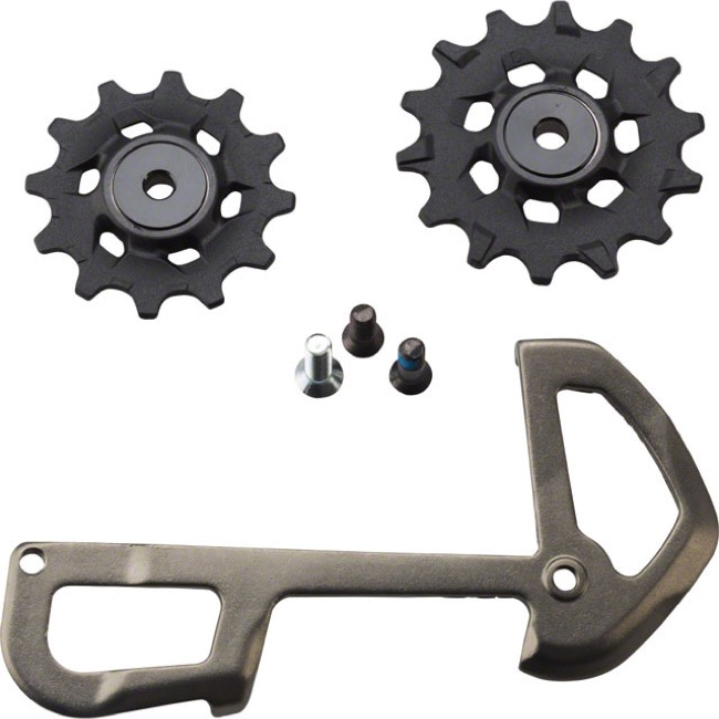 Sram Mountain Rear Derailleur Parts - X01 Eagle Inner Cage Assembly, 12 Speed (Gray)