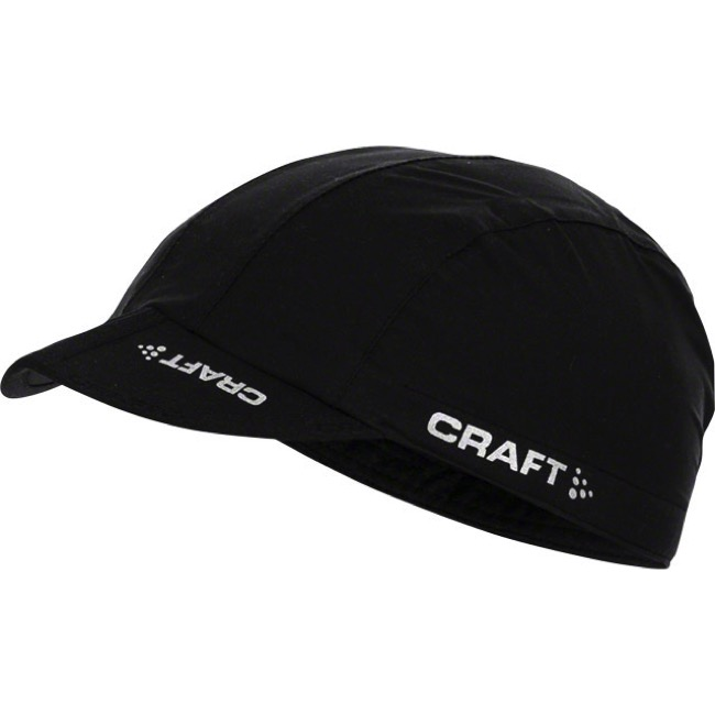 Craft Rain Cap - Black - Small/Medium (Black)