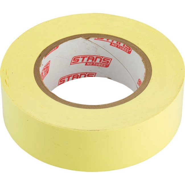 Stans Yellow Rim Tape - 60 Yard - 39mm (37-39mm Internal Width Rims)