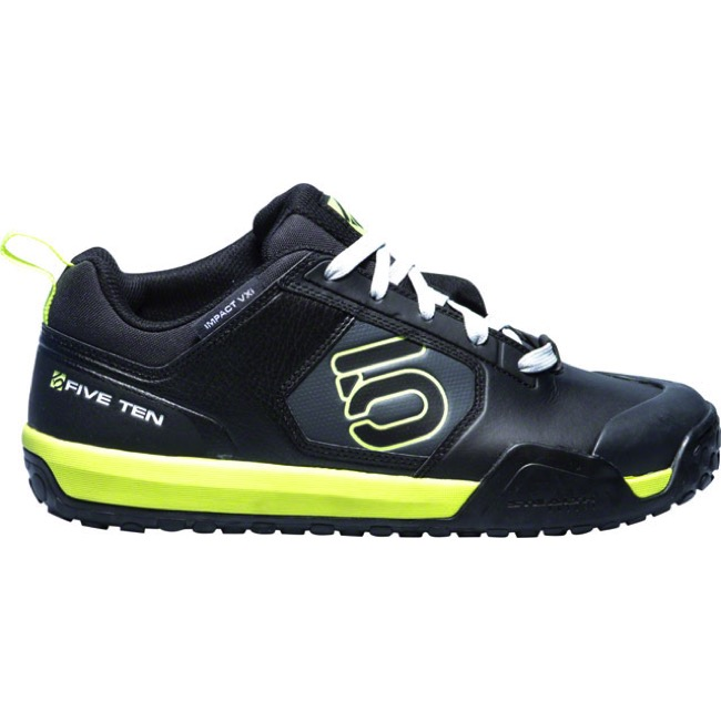 Five Ten Impact VXI Men's Flat Pedal Shoes - Semi Solar Yellow - 12 (Semi Solar Yellow)