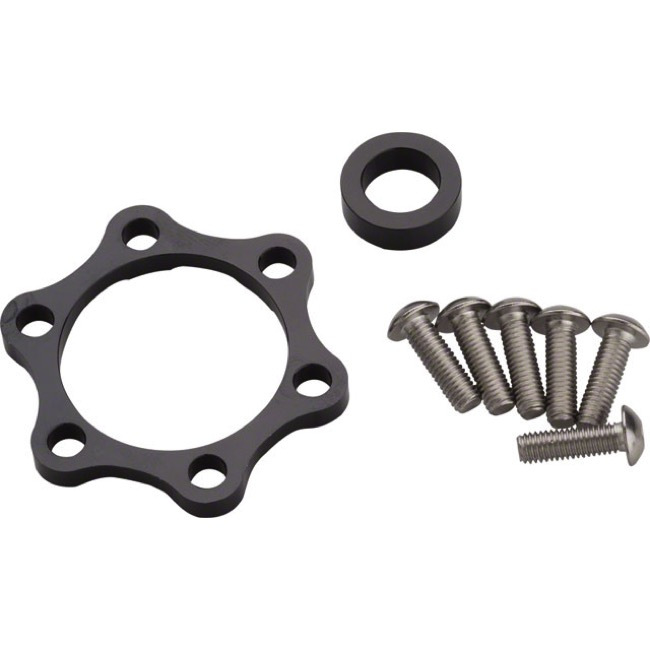 "Problem Solvers Booster Conversion Kits - Rear Kit - Converts 12x142mm TA to 12x148mm ""Boost"" TA"