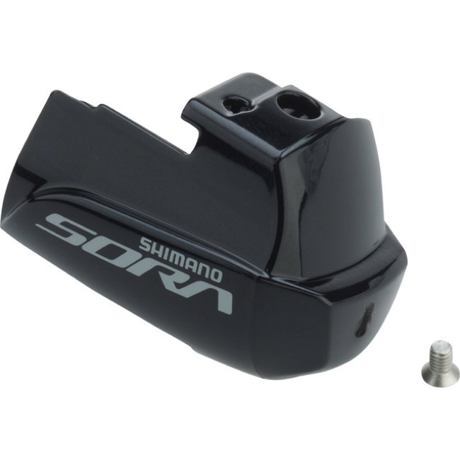 Shimano Name Plates for Shifter - For STI shifter - ST-R3000 Right Name Plate & Fixing Screw