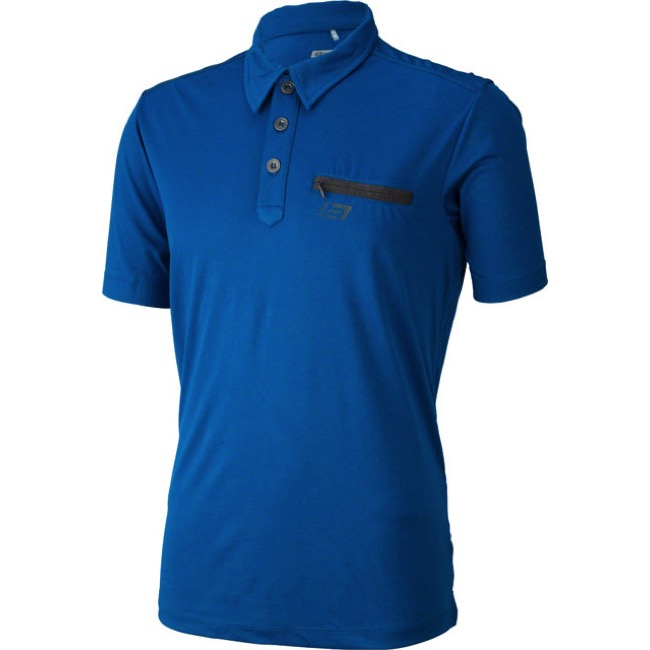 Bellwether Men's Noble Cycling Jersey - Ocean - Medium (Ocean)