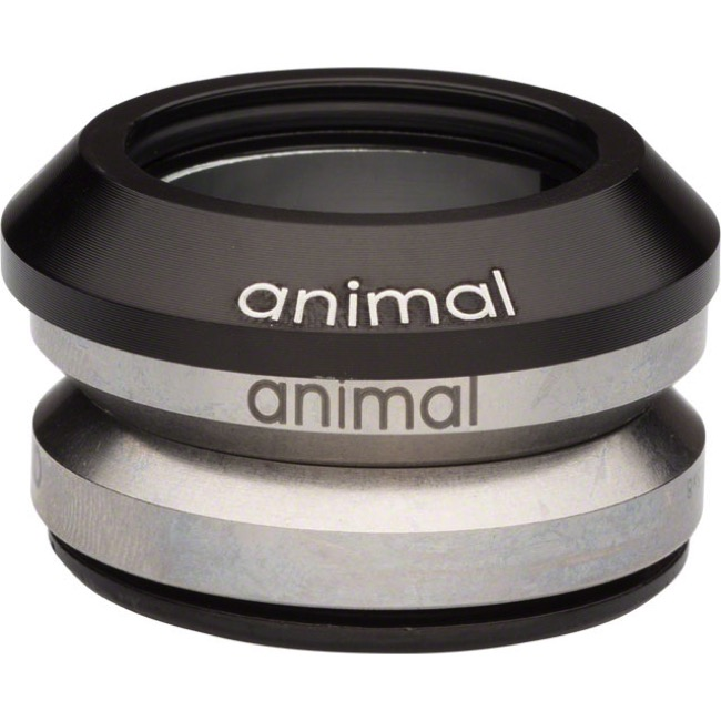 "Animal Integrated Headset - 1 1/8"" x 42.0mm (Black)"