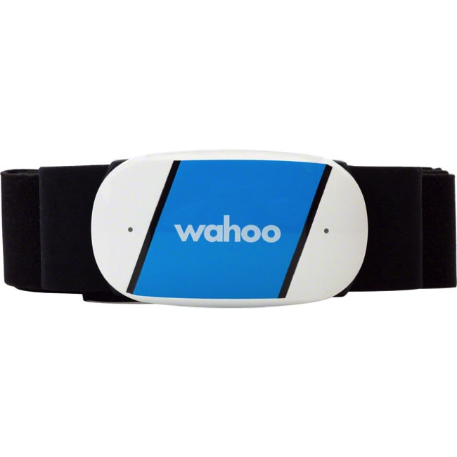 Wahoo Fitness TICKR Heart Rate Monitor - Heart Rate Monitor (Black/Blue/White)