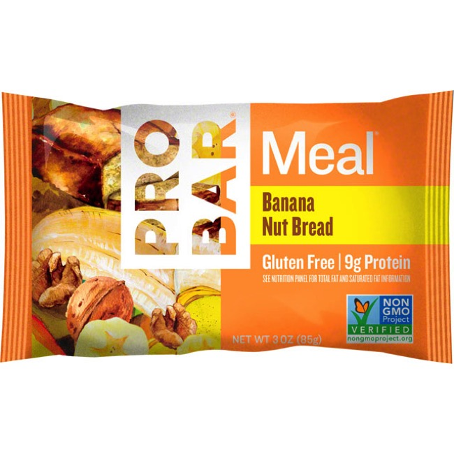 ProBar Meal Bars - Banana Nut Bread (Box of 12)