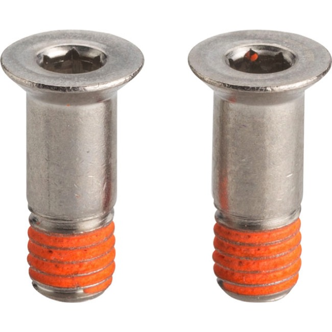 Shimano Upper and Lower Pulleys and Bolts - SLX 7000 Pulley Bolts (Pair)