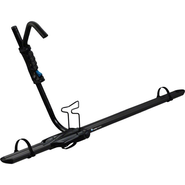 RockyMounts BrassKnuckles Upright Bike Carrier - Rack (Black)