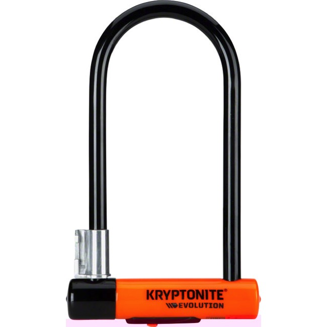 "Kryptonite Evo 4 U-Lock 2017 - 4"" x 9"" - 4"" x 9"""