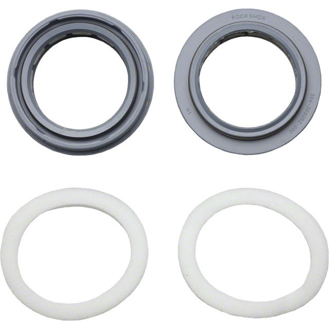 Rock Shox Dust Wiper/Oil Seal Revive Kits - Argyle/Reba/Recon/Revelation/Tora, 32mm ('05-'15)