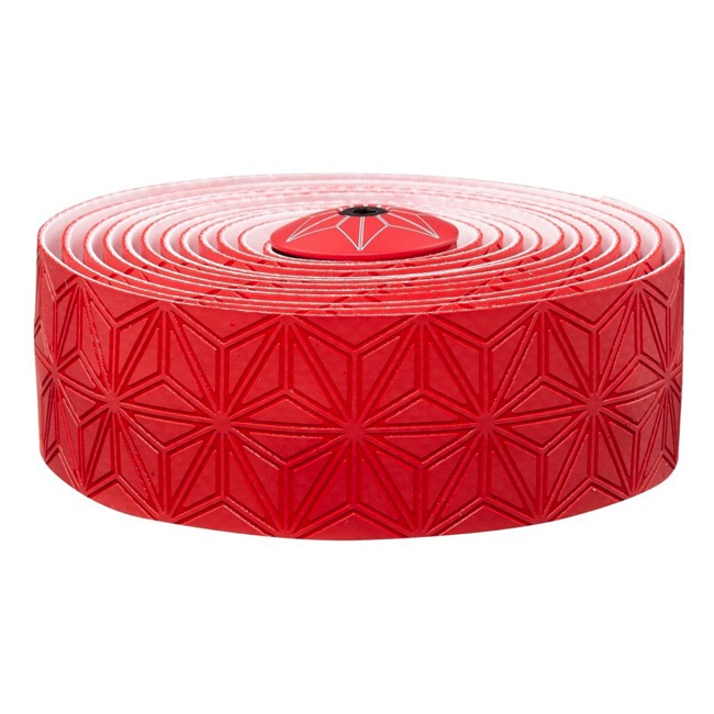 Supacaz Super Sticky Kush Bar Tape - Red