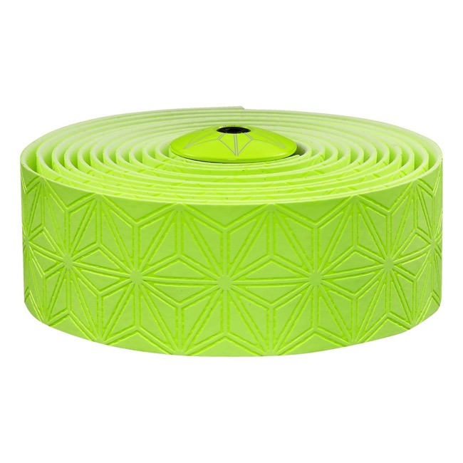 Supacaz Super Sticky Kush Bar Tape - Neon Yellow