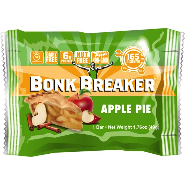 Bonk Breaker Energy Bars - Apple Pie (Box of 12)