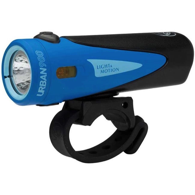 Light & Motion Urban 900 Headlight - Headlight (Ice Bay)