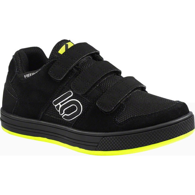 Five Ten Freerider Kid's Shoe - Black - Size 2 (Black)