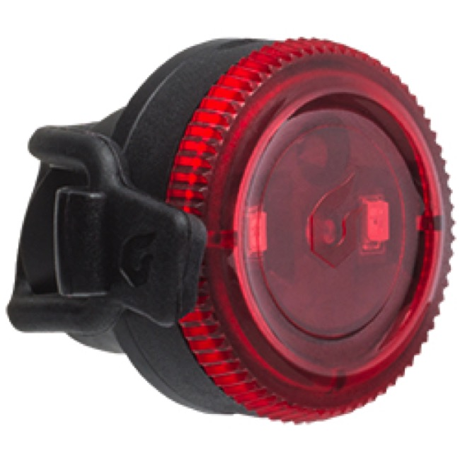 Blackburn Click Rear Tail Light 2018 - Light (Black)