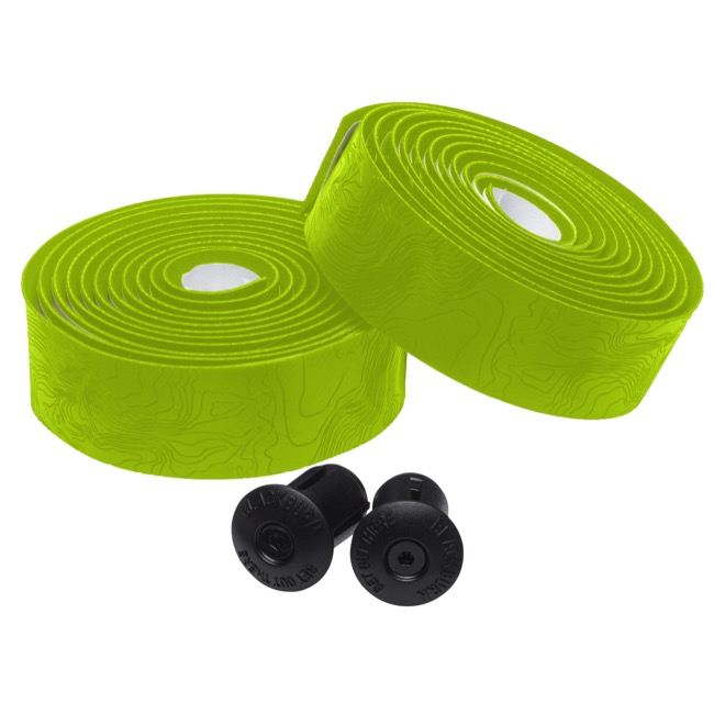 Blackburn Cinch Bar Tape - Hi-Vis Yellow