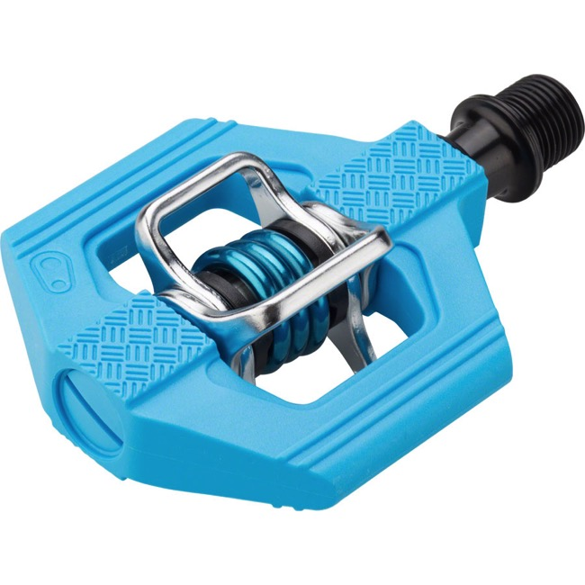 Crank Brothers Candy 1 Pedals - Blue (Pair)