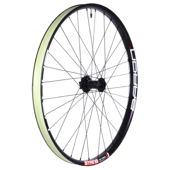 "Stans ZTR Baron MK3 Tubeless 27.5"" Front Wheels - 27.5"" x 32 Hole x 15x110mm ""Boost"" TA (Front Only)"