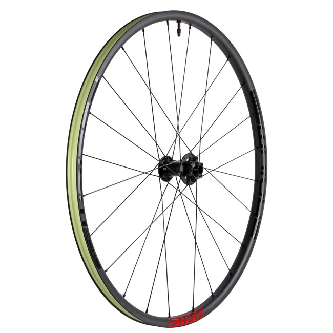 "Stans ZTR Podium SRD Tubeless 29"" Front Wheels - 29"" x 24 Hole x 15x110mm ""Boost"" TA, 6-Bolt Disc (Front Only)"