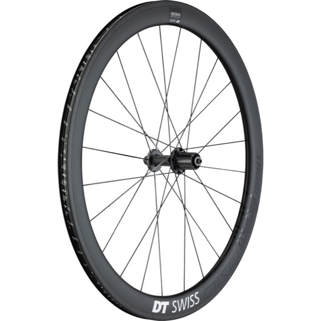 DT Swiss ARC 1100 Dicut 48 Wheels - 700c Rear, 10x130mm QR (Black)