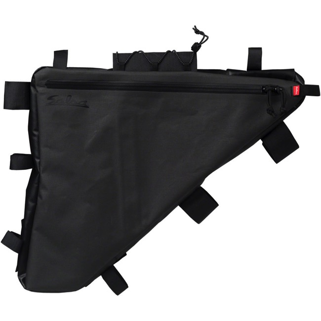 Salsa EXP Series Hardtail Framepack - Bag #3 (Black)