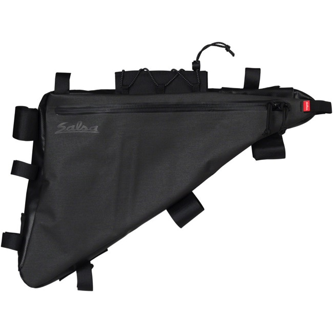 Salsa EXP Series Hardtail Framepack - Bag #6 (Black)