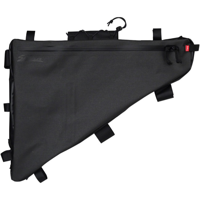 Salsa EXP Series Hardtail Framepack - Bag #8 (Black)