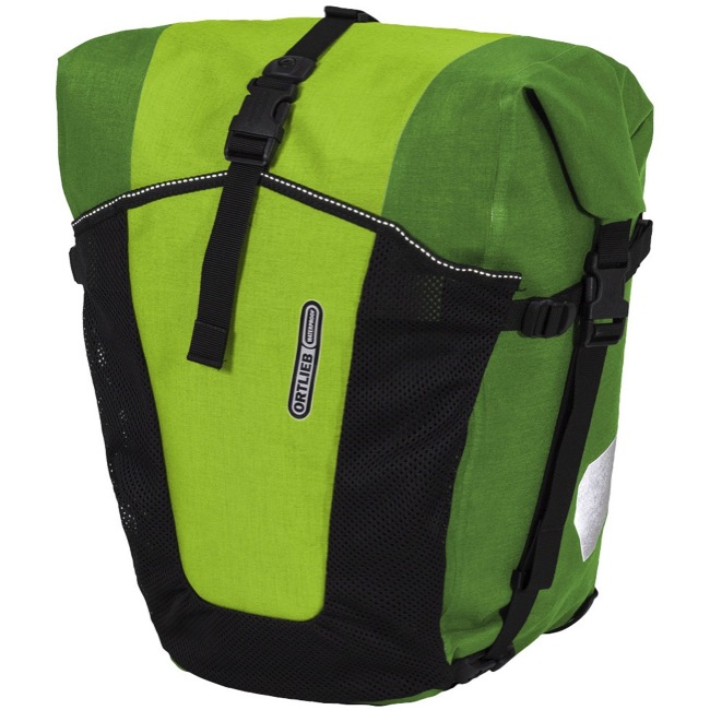 Ortlieb Back-Roller Pro Plus Rear Panniers - Lime/Moss (Pair)