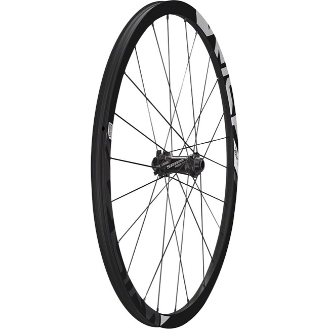 "Sram Rise 60 B1 ""Boost"" 27.5"" Carbon Wheels - Front 27.5"" x 15x110mm ""Boost"" TA (Black)"