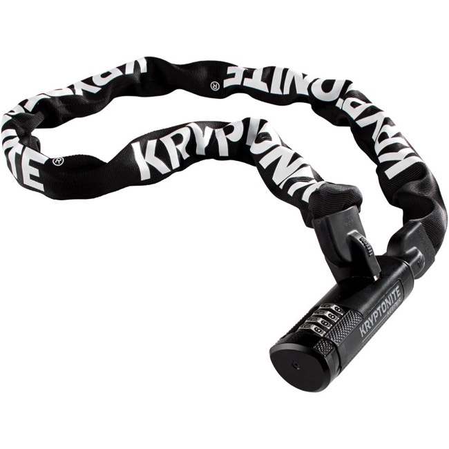 "Kryptonite Keeper Integrated Combo Chain Lock - 35.4"", or 47.2"" - 47.2"""