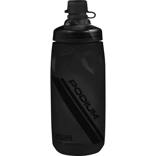 Camelbak Podium Dirt Series Water Bottles - 21 Ounce - 21 oz. (Stealth)