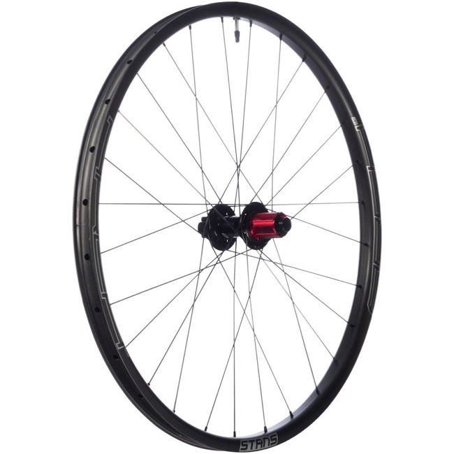 "Stans ZTR Arch CB7 Tubeless 29"" Rear Wheels - 29"" x 28 Hole x 12x142mm TA, Shimano HG (Rear Only)"