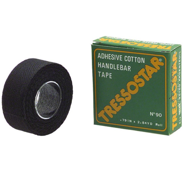 Velox Tressostar Cloth Bar Tape - Black