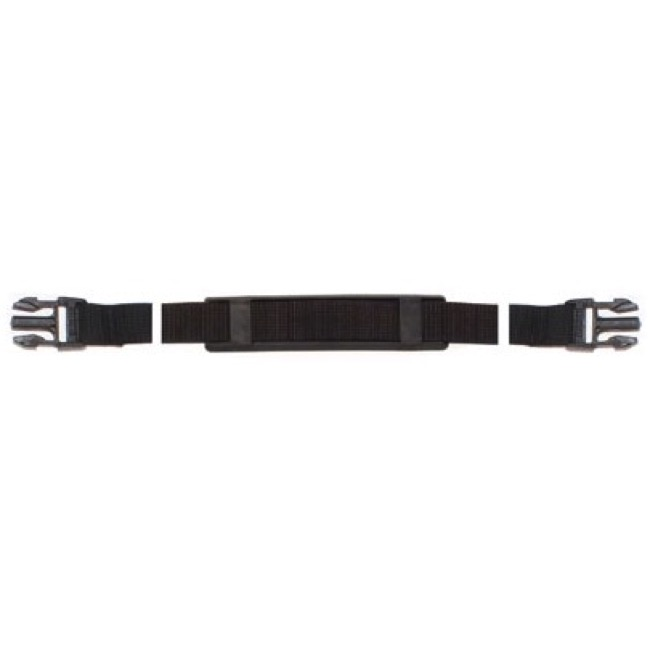 Ortlieb Shoulder Straps - Shoulder Strap 120cm ('96+ Ultimate 2) Black