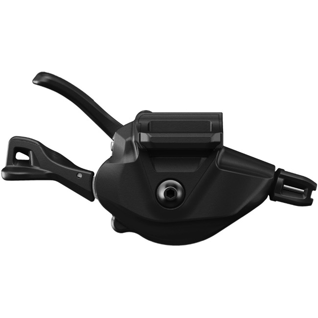 Shimano SL-M9100 XTR i-Spec EV Single Shifters - 12 Speed, Direct Attach - Right Only, 12 Speed (Black)