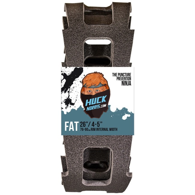 Huck Norris Snakebike and Rim Dent Inserts - Fat Bike, 76-90mm (Each)
