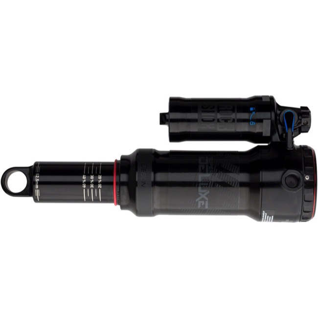 Rock Shox Super Deluxe RCT Rear Shock - 185mm x 52.5mm, Trunnion (Fits Giant Trance)