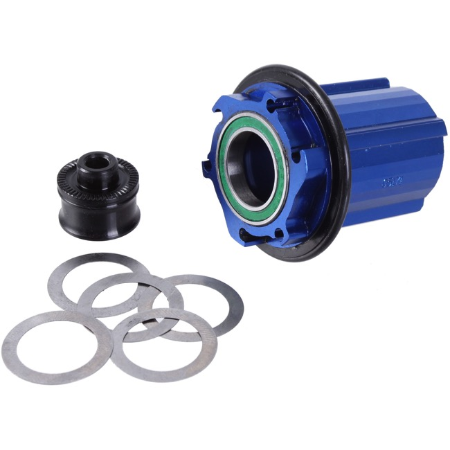 Tune Freehub Bodies - Fits Mag170, Campagnolo Freehub Body (Blue)