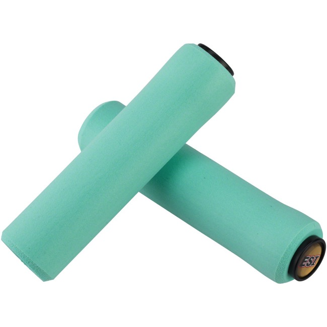 ESI Racers Edge Grips - Pair (Limited Edition Sea Foam Green)