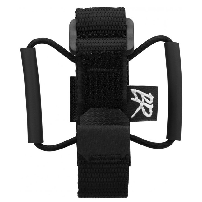 Backcountry Research Camrat Road Saddle Strap - Black