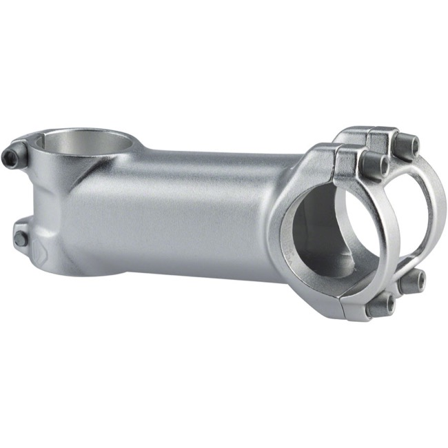 Dimension Trail Stem - 90mm x 96/84 deg x 31.8 Clamp (Silver)