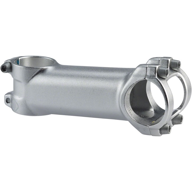 Dimension Trail Stem - 100mm x 96/84 deg x 31.8 Clamp (Silver)