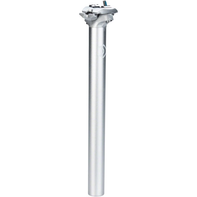 Dimension Two-Bolt Seatpost - 31.6 x 350mm (Silver)