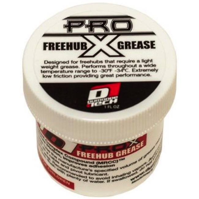 DuMonde Tech Pro X Freehub Grease - 1 oz Tub