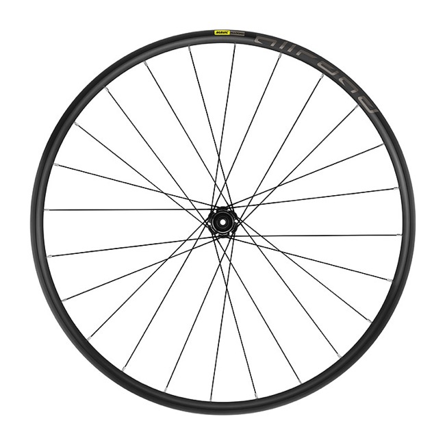 Mavic Allroad Disc UST Wheels - 700c, 9x100mm QR/12x100mm TA (Front Only)