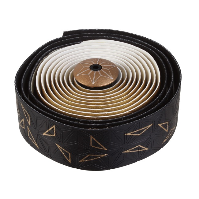 Supacaz Super Sticky Kush Bar Tape - Starfade Gold