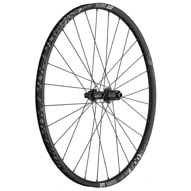 "DT Swiss M 1900 SPLINE 25 ""Boost"" 29"" Wheels - Rear 29"" x 12x148mm ""Boost"" Thru Axle, Shimano HG (Black)"