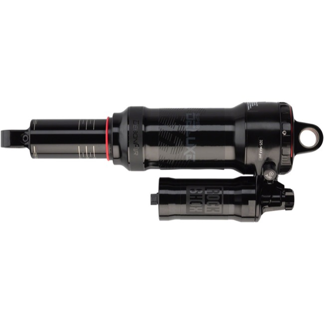 Rock Shox Super Deluxe RCT Rear Shock - 210mm x 52.5mm, Open Eyelet/Bushing (Fits '19+ Specialized StumpJumper 275)